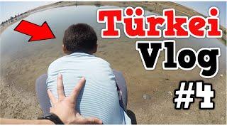 INS WASSER SCHUBSEN PRANK | Türkei Vlog #4 | Denizon