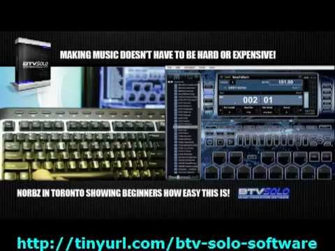 BTV Solo Review | Btv Solo music production software | Btv Solo software for beginners