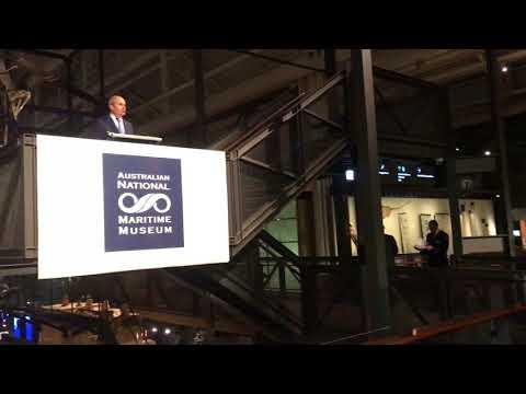 Inauguration de la nouvelle exposition au National Maritime Museum