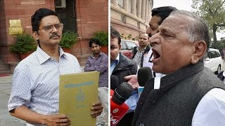 Amitabh Thakur vs Mulayam Singh Yadav: IPS suspended by UP government