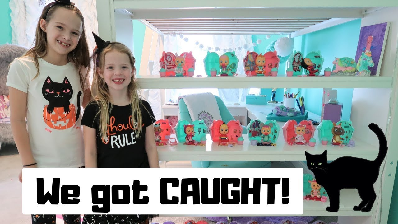 Download Getting Boo'ed with NEW COLLECTION of Cry Babies Toys!