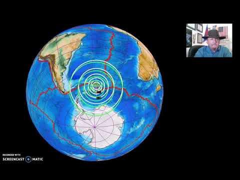 BREAKING! 6. 9 Magnitude Earthquake Strikes South Sandwich Islands!