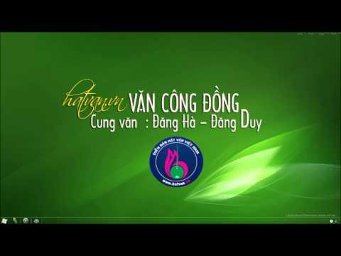 Chầu văn : Văn Công Đồng