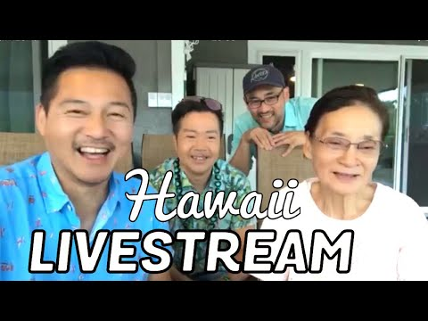 Meet the Family In Hawaii LIVESTREAM