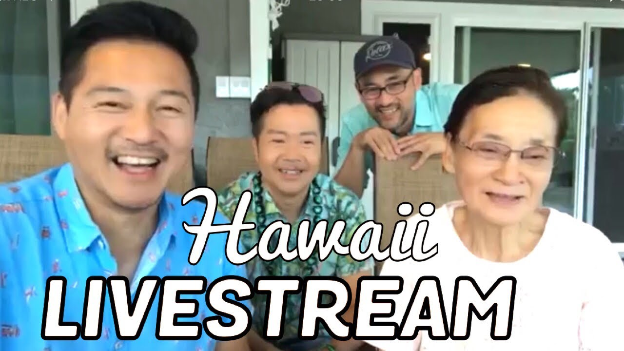 Meet the Family In Hawaii