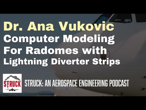 Dr. Ana Vukovic On Computer Modeling For Radome Design Testing [Struck Podcast Bonus Episode]