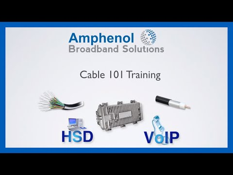 Cable 101 -