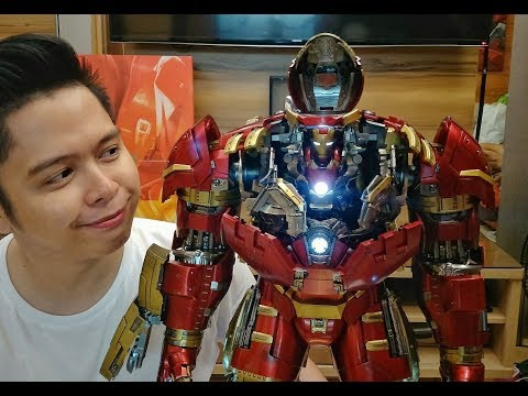 HulkBuster Unboxing