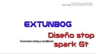 Chevrolet Spark GT diseo stop por EXTUNBOG 11 02 17 смотреть
