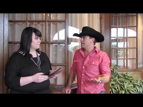 Aaron Pritchett Interview At The 2013 Gord Bamford Golf Classic