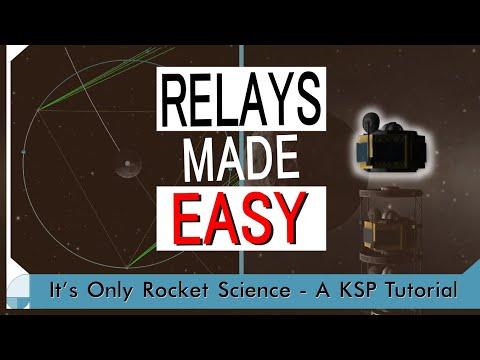 KSP Tutorials: 11 - Relay Networks