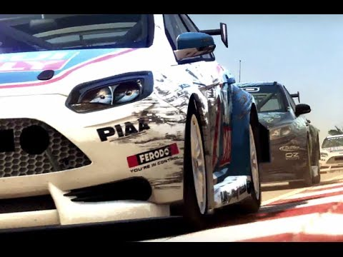 GRID Autosport: Touring Car Mode - #1 Istanbul