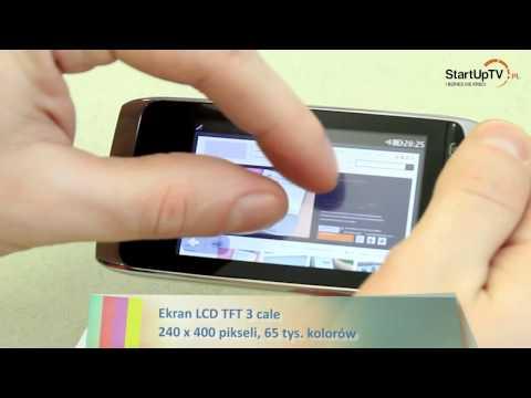 Nokia Asha 309 - test wideorecenzja telefonu