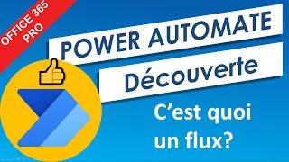 Power Automate Découverte