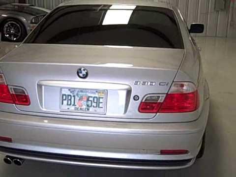 2003 BMW E46 330CI Coupe