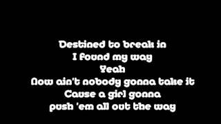 Sasha Banks 'Sky's The Limit' - With Lyrics