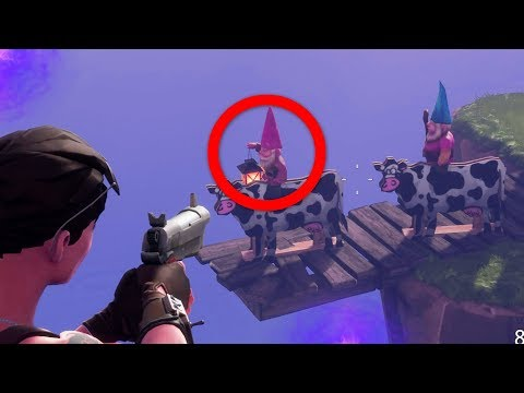 7 Easter Eggs YOU DIDNT KNOW IN Fortnite Battle Royale!