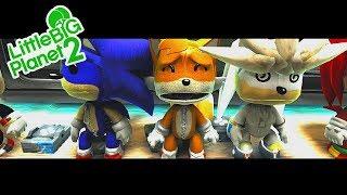 LittleBigPlanet 2 - SONIC MOVIE Shadow: Part 3 [Film/Animation]