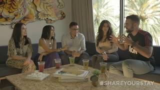 #ShareYourStay Episode 2 - Presented by STAYindë