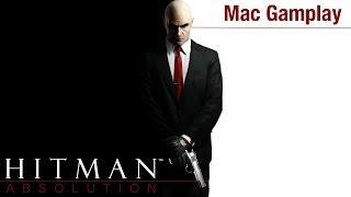 Hitman Absolution Mac Gameplay