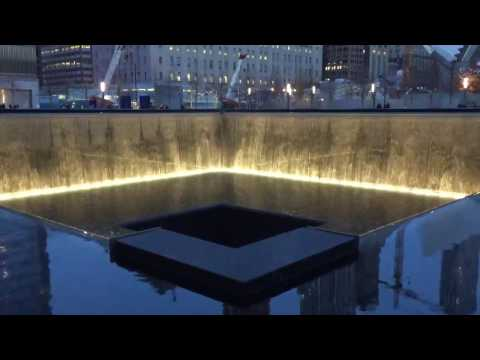 World Trade Center Memorial Site