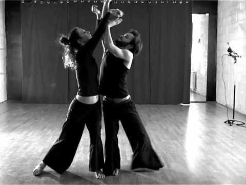 La Légende du seuil (danse butô)