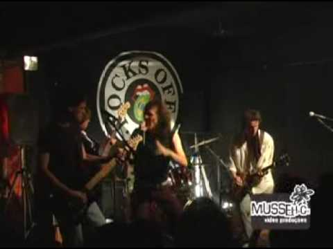 Rocks Off - ROCKS OFF Rolling Stones Cover