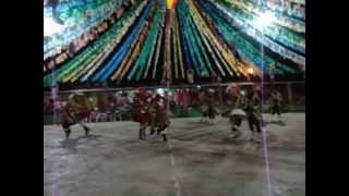 Dança Portuguesa 2013 In Matões Do Norte Ma