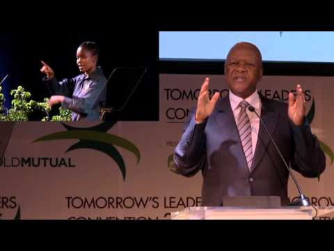 The Old Mutual Tomorrow's Leaders Convention 2016 (54:02)