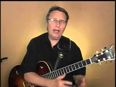 GOD BLESS THE CHILD GUITAR FINGERSTYLE BY RICH SEVERSON
