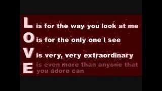 Download lagu L O V E Lyrics MP3