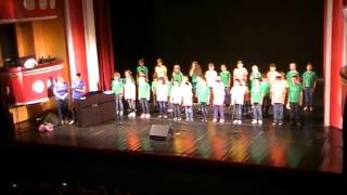 """""""Primavara"""" (Mondial) - Corul de copii ARLECHINO-Deva"""