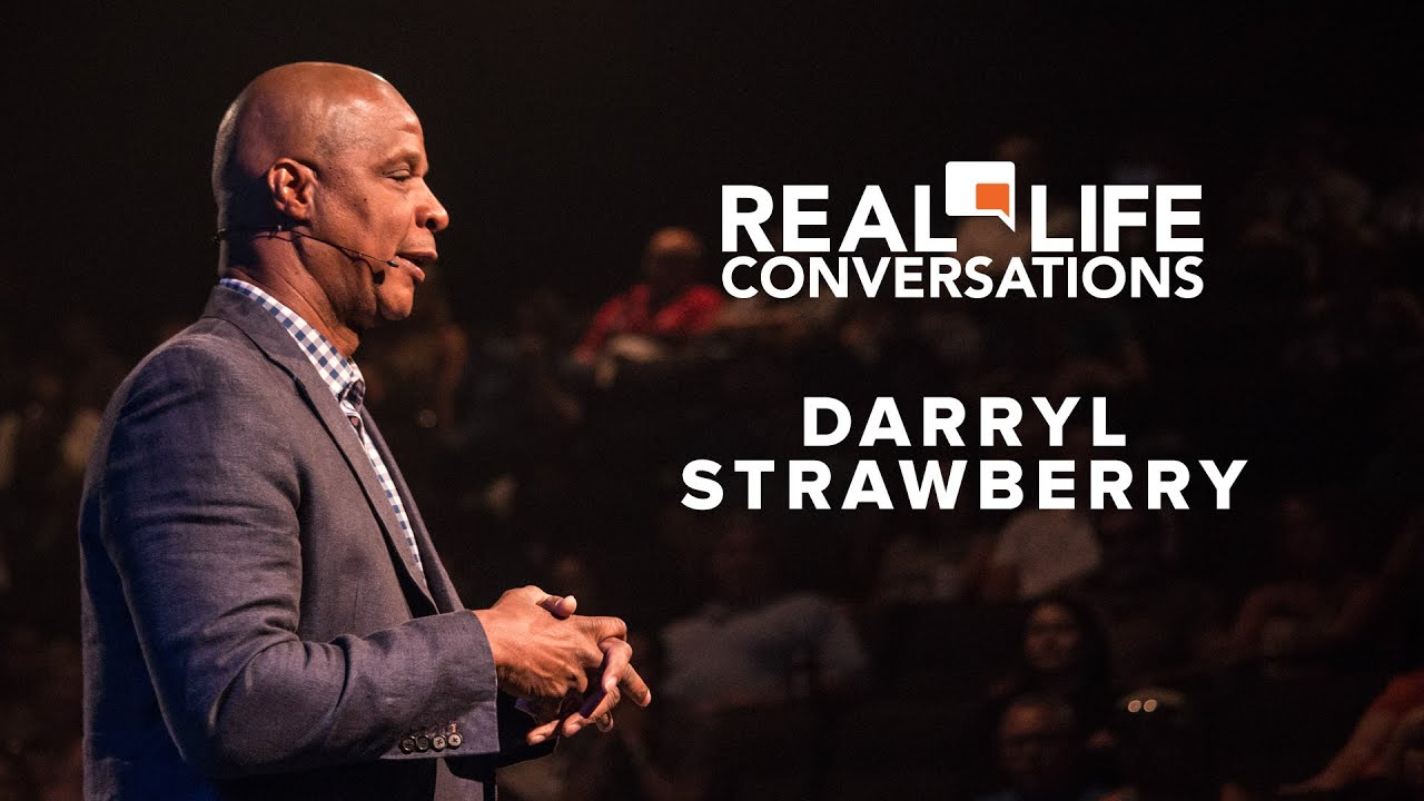 Real Life Conversation - Darryl Strawberry - YouTube
