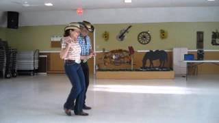 SIXTEEN STEPS  DEMO DANCE & TEACH