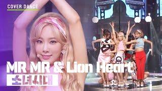 ALL THE K-POP Cover Dance ::: Girls' Generation - MR MR & Lion Heart - Stafaband