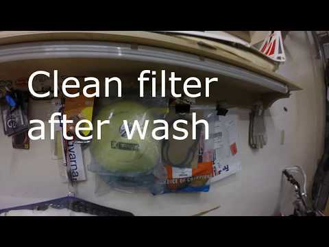 The Best Way To Clean Your Dirt Bike Air Filter