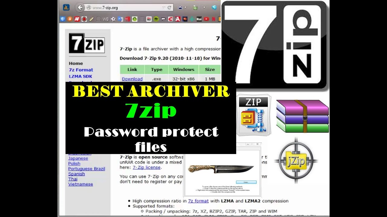 7zip Password - Cover Letter Resume Ideas - wppluginninja us