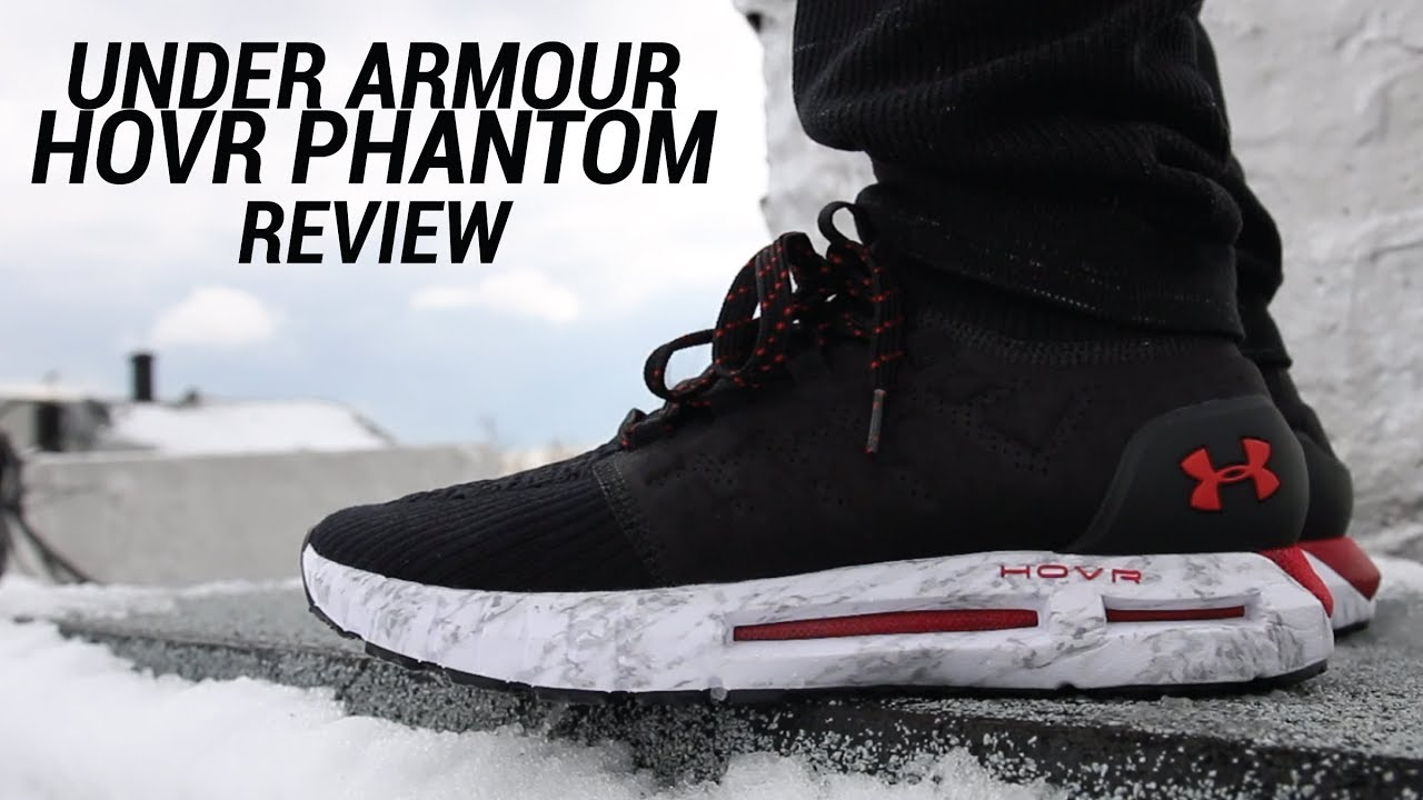 cheap for discount b6287 b4e98 UNDER ARMOUR HOVR PHANTOM REVIEW