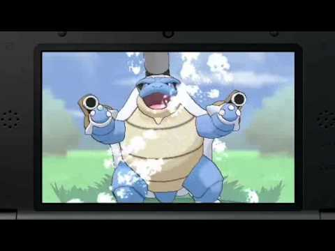 Pokemon X Y Mega Evolutions Mega Venusaur Mega Charizard And Mega