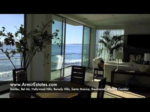 $15 Million: Home for Sale in Malibu:  Armir Estates: Los Angeles Luxury Real Estate