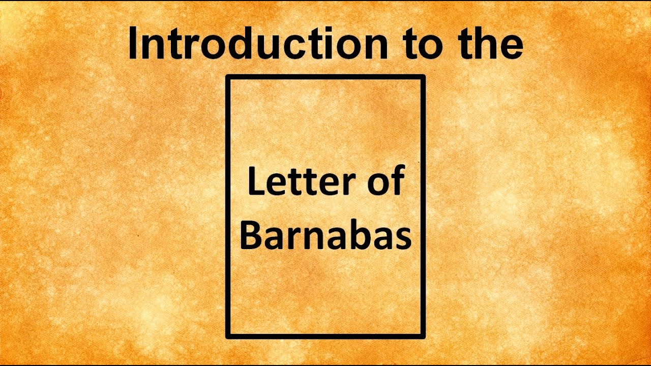 Gospel Of Barnabas Pdf