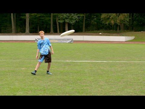 Kann es Johannes? - Ultimate Frisbee | WDR