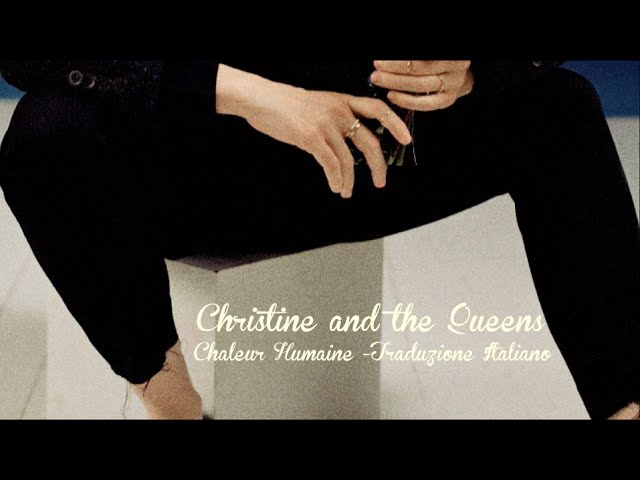 christine-and-the-queens-chaleur-humaine-traduzione-italiano-north-korea