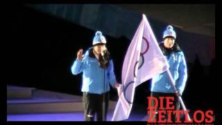 Impressionen YOG Eröffnungsfeier 2012 - Die Zeitlos