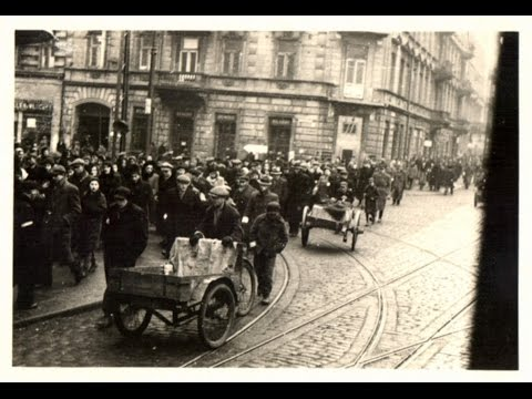 The Warsaw    was the largest Jewish ghettos in Nazi-occupied Europe during World War II.