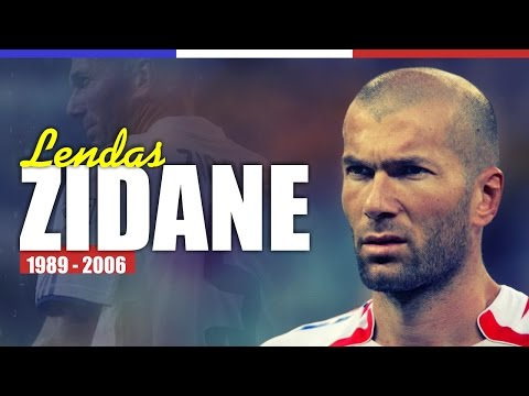 Zidane: A Careca Brilhante  |  Lendas #05