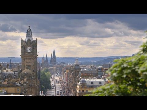 Celebrating the 70th anniversary of the Edinburgh Festival Fringe!