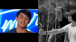 "Laine Hardy ""Flame"" American Idol Journey"