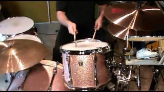 Vintage Ludwig Speed King pedal (Dan Zalac)