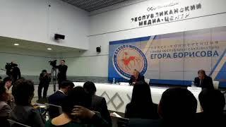 Егор Борисов прокоментировал скандал с Балакшиным